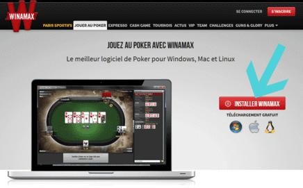 Telecharger winamax poker pour pc sap hana crap