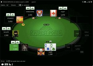 Everst Poker