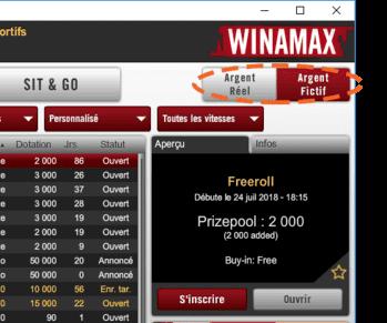 Poker spin